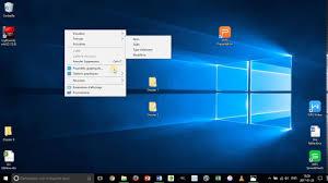 creer icone bureau capsule 3 gérer les icones sur le bureau et créer des dossiers