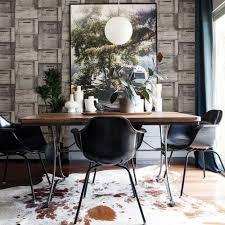 brewster grey wood crates distressed wood wallpaper 2701 22349