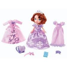 sofia princess sofia doll royal fashions play