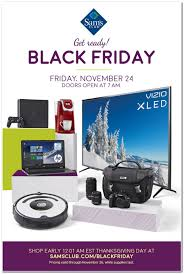 sam s club black friday 2018 ads deals and sales