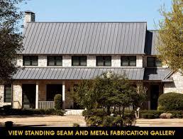 custom metal roof in dallas by designer roofing dfw