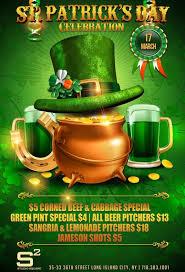 Let U0027s Celebrate St Patrick U0027s Day In Astoria