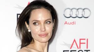 angelina jolie made sure we forgot who she used to be