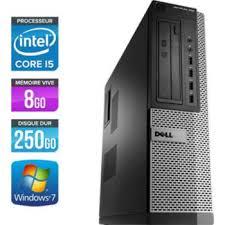 boulanger ordinateur de bureau dell optiplex 790 desktop reconditionné comme neuf ordinateur