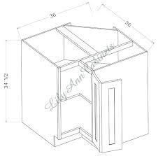 kitchen base cabinet height corner cabinet dimensions kitchen istanbulklimaservisleri club