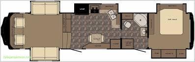 rv bunkhouse floor plans kitchen fifth wheel bunkhouse floor plans impressive photos