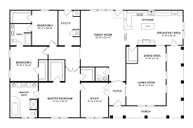 Energy Efficient Homes Floor Plans 100 5 Bedroom Modular Homes 4 Bedroom Floor Plan F 3033