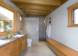 Fresh Vanity Benches For Bathroom Bathroom Fresh Flower Decor Beside Square Sink Under Silver