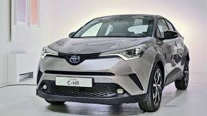 Exterior Design Toyota C Hr 2017 Interior And Exterior Design Youtube