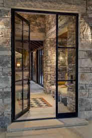 door steel doors windows amazing metal door with window find