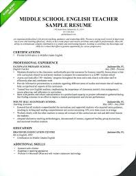 Resume For Teaching Assistant Teacher Sample Resume Lukex Co
