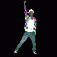 dance groovy gif dance groovy pose discover u0026 share gifs