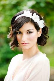 simple bridal hairstyle simple bridal hairstyle for short hair short hairstyles awesome