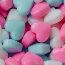 hearts candy hearts candy mix 5lb