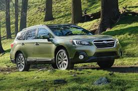 rally subaru outback 2018 subaru outback gets a mild refresh for the new york auto show