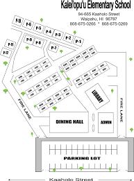 Scc Campus Map Kaleiopuu Elementary