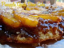 pineapple upside down cake decadent dragon bakery