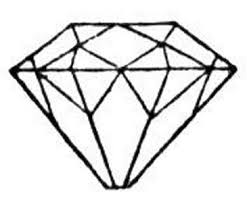 diamond coloring pages bebo pandco