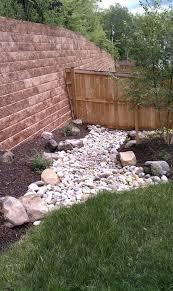 Backyard Drainage Ideas Backyard Drainage Swale Outdoor Furniture Design And Ideas