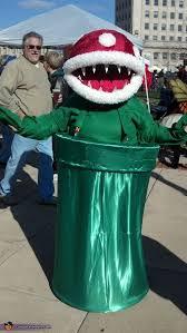 mario piranha plant costume