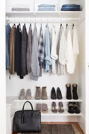 Streamlined Studio 5 Simple Steps To A Streamlined Stylish Closet Rue