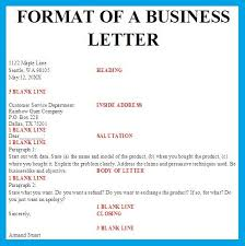 business letter format spacing guidelines business letter format template business letter format updated