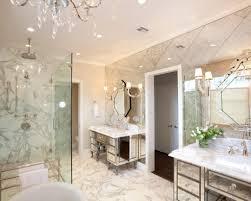 mirror on mirror decorating for bathroom comtemporary 34 bathroom