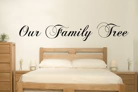 product reviews our family tree wall decal