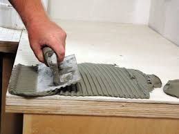 kitchen how to install tiles on a kitchen countertop tos diy tiled