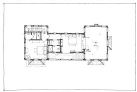 guest house floor plans 1 bedroom guest house floor plans compact