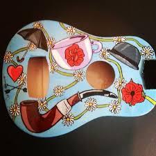 104 best ukulele ouyay images on ukulele painted