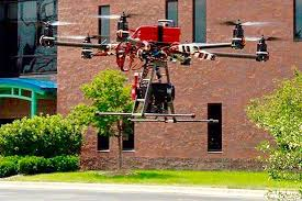 Oakland University Campus Map Oakland University Partners With Dct Aviation For Suas Remote