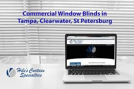 commercial window blinds in tampa hiles curtains specialties