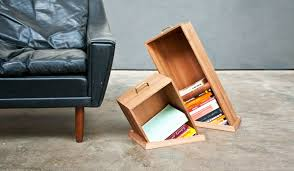 Angled Bookshelf 15 Awesome Bookshelves And Unusual Bookcases Part 9