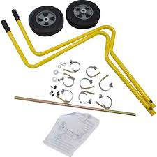 wacker wheel transportation kit for 3 inch trash pump contractors