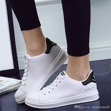 discount cheap fashion women sneakers shoes online korean sports designer sneakers women shoes students single fashion