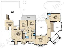 villa visola mediterranean house plan luxury house plan villa visola house plan villa visola house plan second floor plan