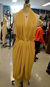 Draping On A Dress Form How To Drape Fabric On A Dress Form To Make Pinterest Dress