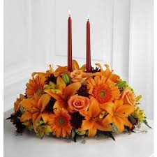 holidays thanksgiving flowers centerpieces kremp