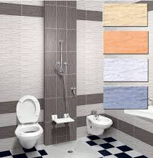 Tile Ideas For Bathroom Walls Bathroom Ceramic Wall Tile Design Bathroom Tile Design Classic