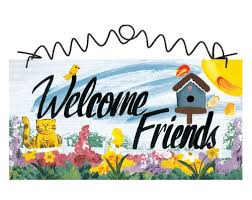 26 best welcome signs images on welcome signs wooden