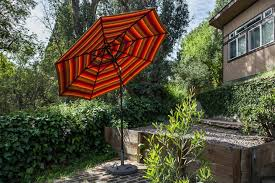Backyard Umbrellas The Best Patio Umbrella And Stand Wirecutter Reviews A New York
