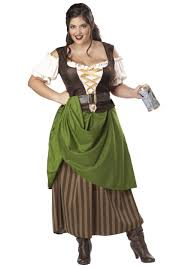 plus size costumes for women tavern maiden plus size costume women s plus size pirate costumes