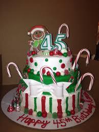 christmas themed birthday cake u2013 fun for christmas