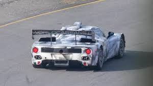 ferrari prototype ferrari lmp1 prototype spied testing in europe