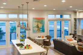 Beach Home Interior Design by Coastal Chic Making Waves Houston Chronicle