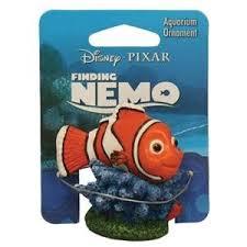 finding nemo aquarium ornament clownfish aquarium decor figure