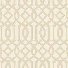 schumacher imperial trellis ii sand ivory wallpaper