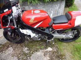 honda ntv honda ntv 700 track or road bike real eye catcher in merthyr