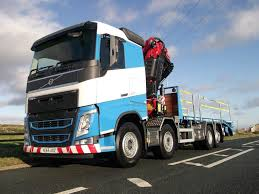 2016 volvo 18 wheeler sold cranes mac u0027s trucks huddersfield west yorkshire